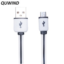 QUWIND Fast Charging 25cm 2A Micro USB Charging Data Cable for Samsung Andriod Phone
