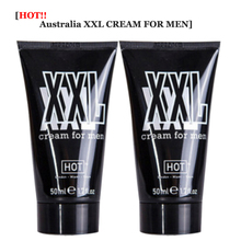 2pcs Sex Products XXL Cream Men Penis Enlargement Increase Male PENIS Growth BIG 50ML Male  Penis Massage Oil Penis Extender