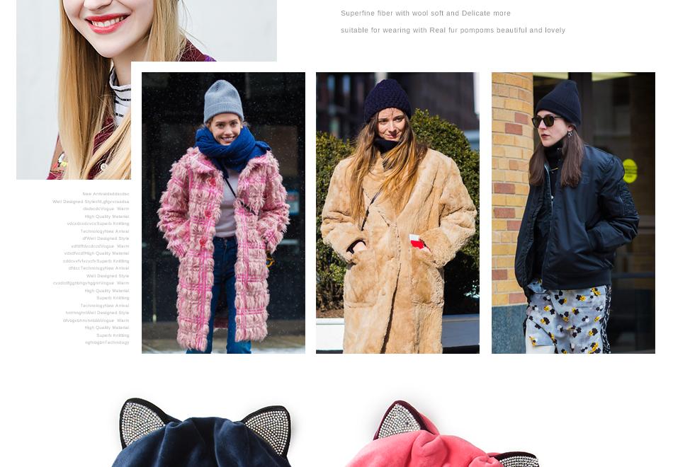 women's hats MZ819 PC (3)
