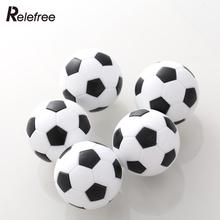4pcs 32mm Foosball Table Football Plastic Soccer Ball Football Fussball Soccerball Sport  Gifts Round Indoor Games