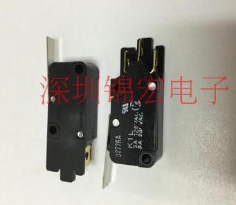 1PCS  Micro Switch K1L Shank 3 feet micro light intensity<br>