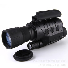 6x50 Magnification HD Digital IR Infrared Night Vision Monocular Spotting Scope Space Astronomical Telescope Camera Camcorder(China)