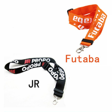 Adjustable Length Lanyard JR FUTABA Straps High Quality for RC Remote Control Transmitter Neck Strap