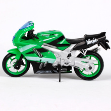 MAISTO 1:18 Kawasaki Ninja ZX 12R MOTORCYCLE BIKE DIECAST MODEL TOY NEW IN BOX Free Shipping 306