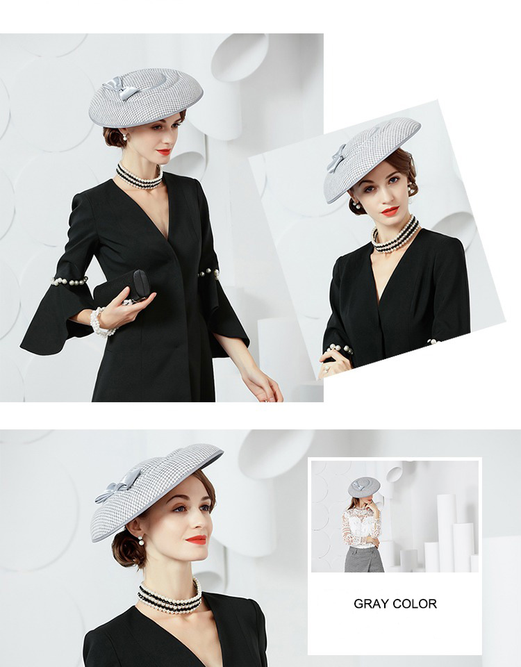 4_ladies felt hats