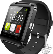 Bluetooth Smart Watch U8 WristWatch for Samsung HTC Huawei xiaomi LG htc meizu honor meizu one plus lg sony oppo android phone(China)