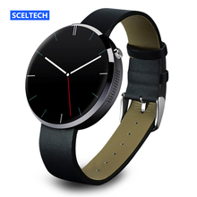 "SCELTECH DM360 1.22"" Bluetooth Smart Watch Anti-Lost Sleep Heart Rate Monitor Handfree Speaker MIC Smartwatch For Android IOS"