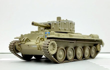 Genuine AMER 1:72 World War II MK.IV CROMWELL tank model Rare collection model Holiday gifts