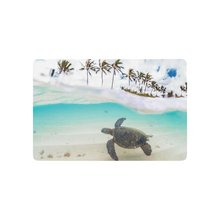 Buy Wandering Sea Turtle Anti-slip Door Mat Home Decor, Tropical Palm Tree Indoor Outdoor Entrance Doormat Rubber Backing for $16.23 in AliExpress store