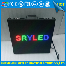 Indoor P4.81 Giant full color indoor stage background rental led display(China)