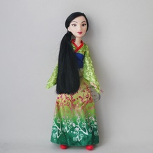 Fashion Action Figure Princess Royal Shimmer Mulan Doll Best Gift for Child