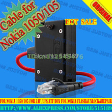 Cable for nokia 1050/105 for JAF /UFS/ATF box for Nokia flash&unlock&repair Free shipping(China)