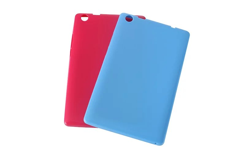 Lenovo Tab 2 3 A8 A8-50 A8-50F A8-50LC Tab3 850m Soft Silicone TPU Back Cover Case Lenovo tab2 A8 Tablet case