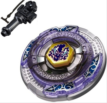 Best Birthday Gift Scythe Kronos Fight 4D Beyblade box BB-113 Metal Fury Beyblade-Launchers cheap wooden toys l-drago mini kenda