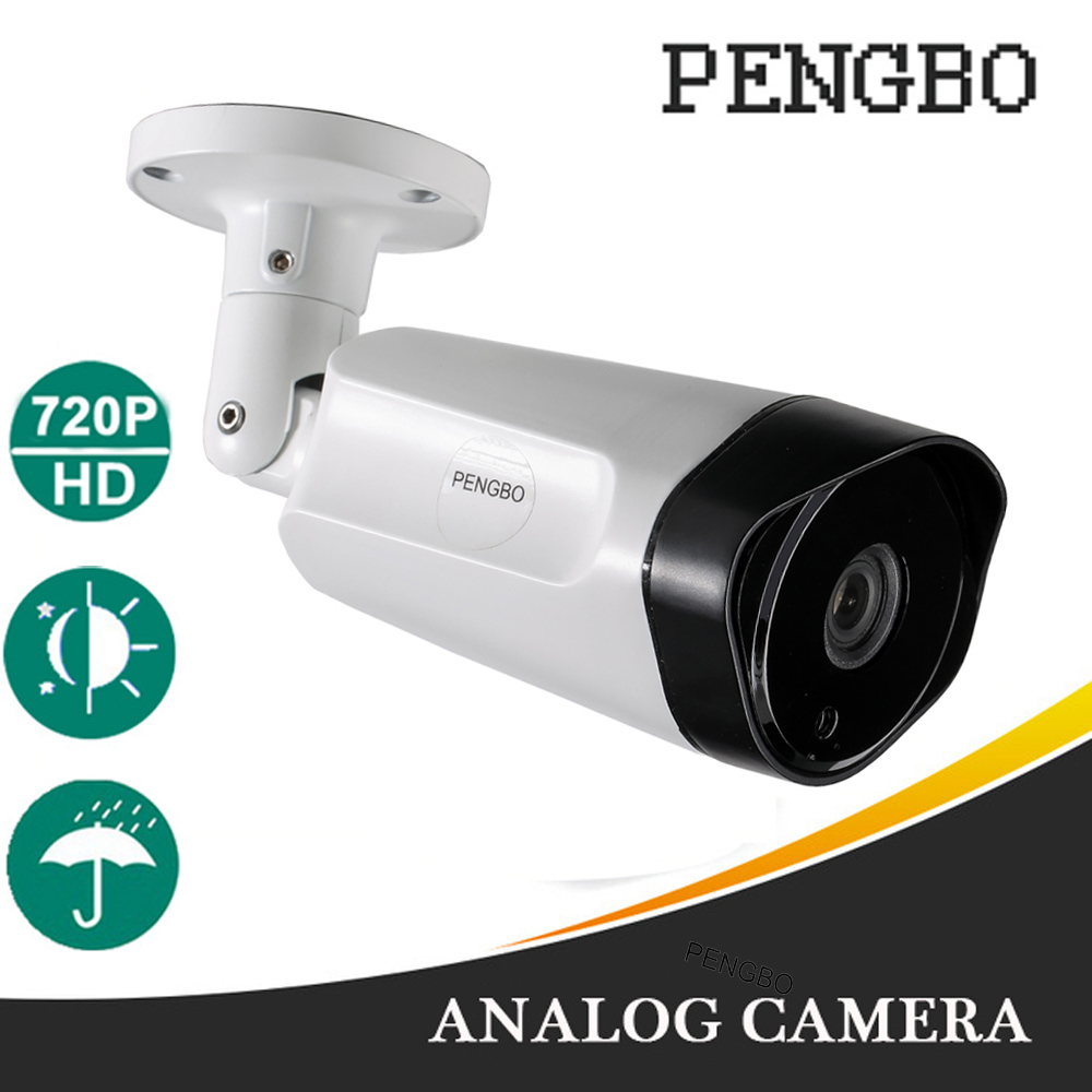 New Waterproof Outdoor Outdoor Bullet Camera HD1200TVL IR Led Light Security CCTV camera Surveillance<br>