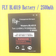 1PCS New  High Quality  bl4019 Battery For Fly IQ446 BL4019 IQ 446 / Gionee GN708T GN800 GN878 GN708W Mobile Phone + Track Code