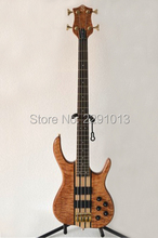 High quality best price 4 strings bass Best smith bass guitar with good workmanship  Free shipping