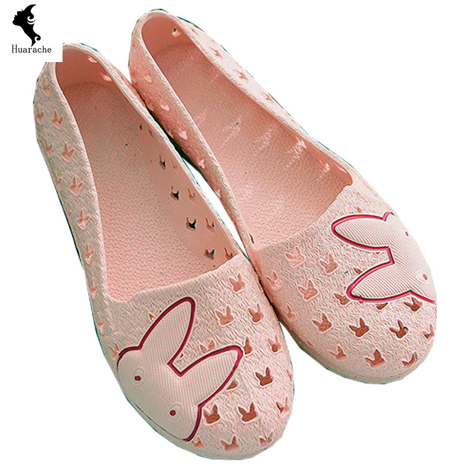 Fashion Slippers Massage Waterproof Womens Shoes PU Ballet Solid Shoe Walking Sequin Female Sandals Pink Fashion Autumn Shoes<br><br>Aliexpress