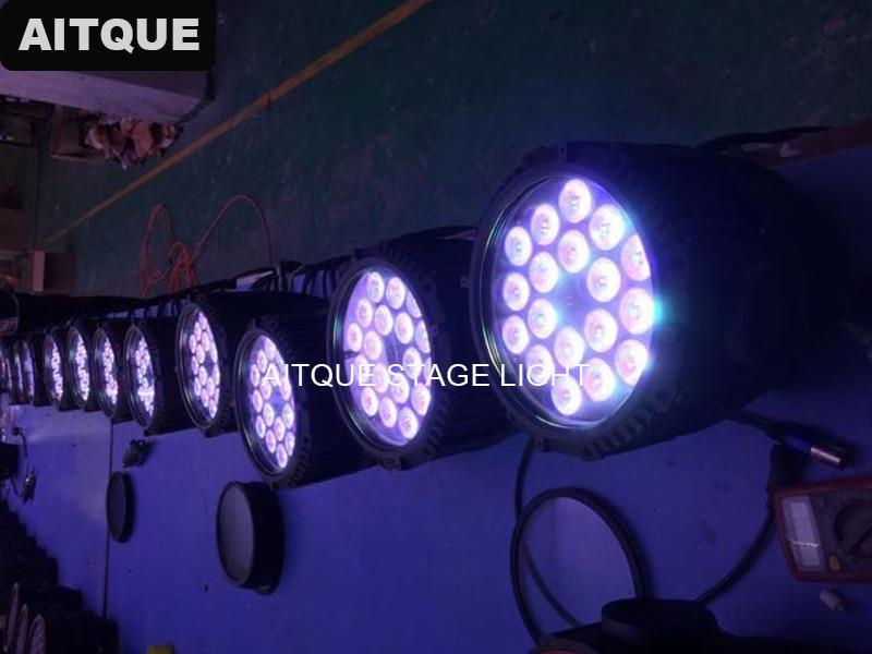led par 18x18w 5