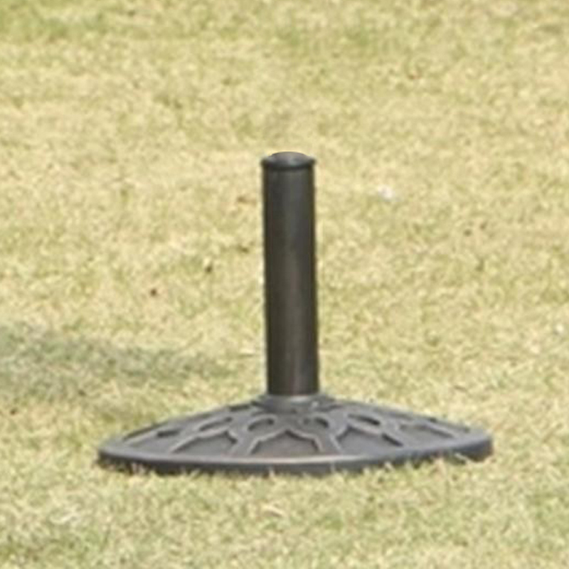 Umbrella base Resin base<br>