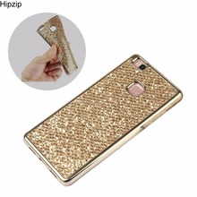 Buy Fashion Bling Soft Case Huawei Y5 II CUN-U29 P10 Honor 5A LYO-L21 8 P8 P9 Lite 2017 Y6 II Compact Back Cover Fundas Coque for $1.40 in AliExpress store