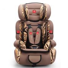 Super Soft Healthy Portable Baby Car Seat Shock Absorbing Child Kids Safety Seat Chair Secure Auto Seat For Childrens