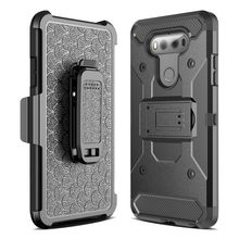 Buy Samsung Galaxy LG G6 Stylo3 Armor Hybrid Case Belt Clip Duty DropProof PC Case LG Stylo3 G6 Defender Case Cover for $9.99 in AliExpress store