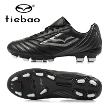 TIEBAO Professional Mens Soccer Shoes FG & HG Soles Football Shoes Outdoor Sports Soccer Cleats Botas De Futbol Sneakers