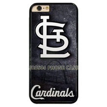 St . Louis Cardinals Baseball MLB Hard Cell Phone Case Cover Fits For iphone 4 4s 5 5s 6 6s 6 plus 7 7 plus ipod Touch5 6 #T0221