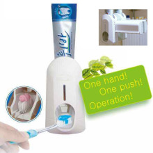 Fashion Hot Automatic Toothpaste Dispenser and Brush Holder Touch