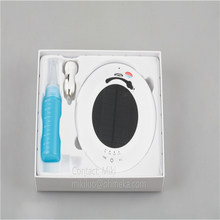 Car Air Purifier HEPA Filter and Active Carbon Filter and Aromatherapy Aroma Humidifier