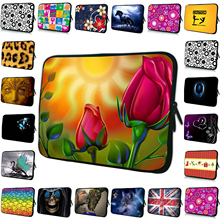 "Women Sleeve Tablet Bag 7.7 8 7.9 10.1 9.7 10"" Soft Tablet Cover For HP Case 13"" 12 15"" 14"" 17"" 12.8"" Anti-dust Laptop Bag Cases"
