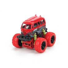 1: 32 Scale Mini Alloy Metal Die Cast Car Baby Toys Kids Pull Back Off-road Speed Car Model Vehicle Gift Toy for Children