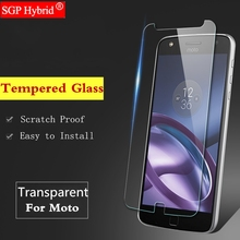 9H Tempered Glass For Motorola Moto Droid Turbo E E2 E4 G G2 G3 G4 G5 Plus X Style X2 Xplay Z Z2 Play Phone Protective Film Case(China)