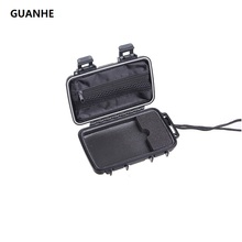 "GUANHE Military Waterproof,dustproof, anti-pressure Carrying case For 2.5"" Hard Drive Disk HDD digital storage Protect bag Phone(China)"