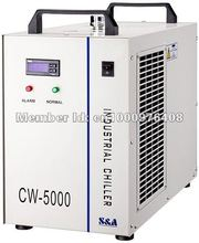 Laser water chiller cw-5000AG co2 water chiller for laser tube 60w to 130w