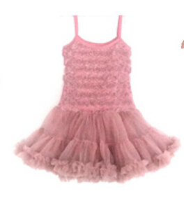 Dusty Rose girl rosette dress Flower Girl Dress Vintage Pink Toddler Girls Dress,Baby Girl Birthday Party Dress,Rustic Wedding<br><br>Aliexpress