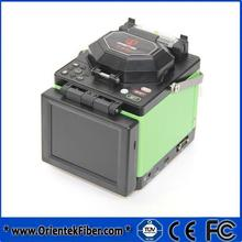 SM&MM Fiber optic Splicer Orientek T40 Fiber Optic Splicing Machine Fusion Splicer w/Cleaver