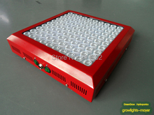 New Led Grow Light 300W with 100pcs 3W leds full spectrum built with optical lens best for Medicinal plants growth and flowering