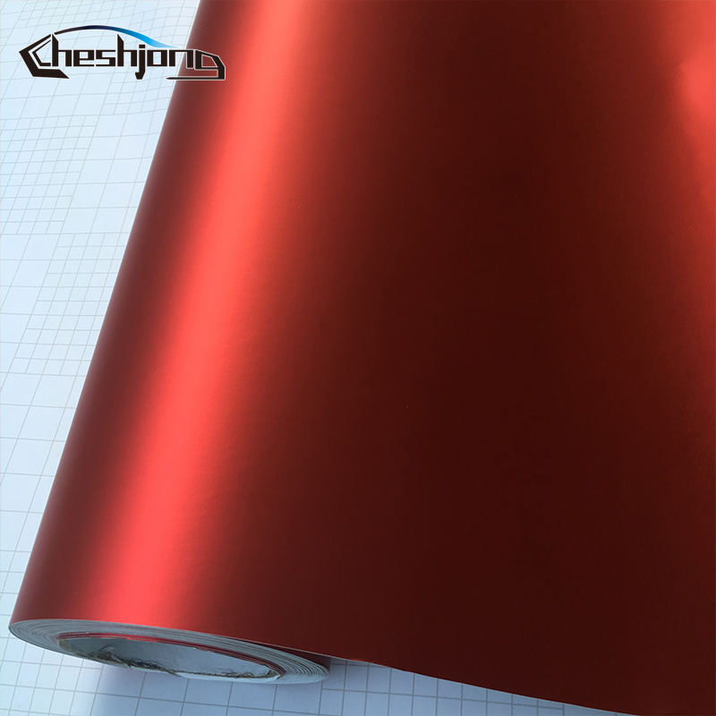 Metallic-Matt-Chrome-Wrap-Matte-Chrome-Red-Vinyl-20m-Chrome-Matte-Full-Body-Car-Sticker-with-Air-Bubble-Free-8