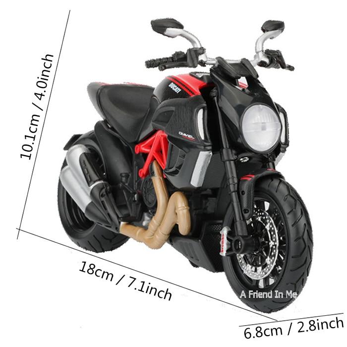 c0124 motorcycle model-