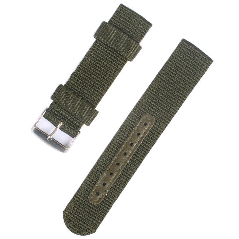 Nato Watchband 18mm High Quality Nylon Watch Strap Multicolor Army Military Band Watch 20mm Horloge Band Stripe Correa De Reloj<br><br>Aliexpress