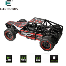 ET 1701 RC Car 1/10 2.4Ghz 25km/Hour Electric car RTR  Remote Control Model Off-Road Vehicle Shock Resistant off-road car