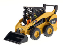 DM-85167 1:32 CAT 272C Skid Steer Loader toy(China)