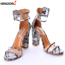 Buy Super High Shoes Women Pumps Sexy Clear Transparent Strap Buckle Summer Sandals High Heels Shoes Women Party Shoes AY912509 for $12.77 in AliExpress store