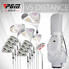PGM-VS for Ladies, Titanium alloy for the driver. Full golf set in graphite shaft. Professional Luxury golf clubs complete set(China)