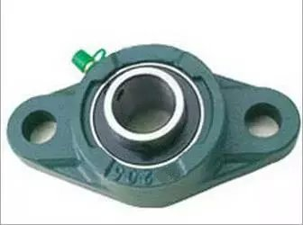 Gcr15 UCFL216 80mm High Quality Precision Mounted and Inserts Bearings Pillow Blocks<br>