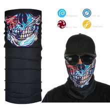2017 Custom printed cheap wholesale multifunctional seamless neck tube bandanas microfibre bandana