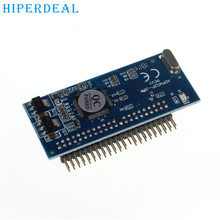 HIPERDEAL Advanced adapter 1.8 Inch 16pin Micro SATA SSD To 2.5 Inch 44pin IDE Adapter Card JM20330 2017 drop shipping 1pc