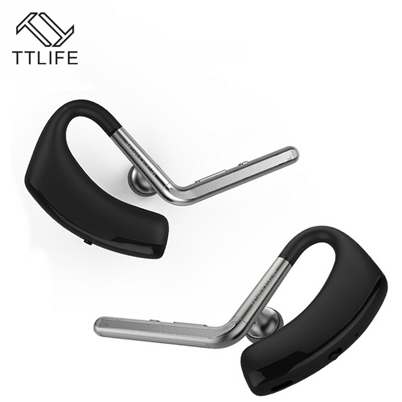 TTLIFE design Wireless Bluetooth Earphone wireless stereo headphones with Intelligent Voice Navigation for phone6 /s6 Samsung<br><br>Aliexpress